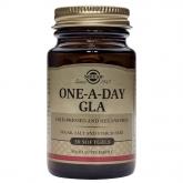 GLA 150 mg uma vez por dia Solgar, 60 softgels