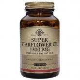 Huile de bourrache 1300 mg Solgar, 100 gélules douces
