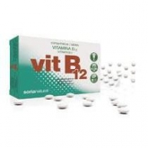 Vitamina B12 Retard Soria Natural, 48 compresse