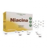 Niacina (Vit B3) Retard Soria Natural, 48 comprimidos
