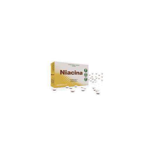 Niacina (Vit B3) Retard Soria Natural, 48 compresse