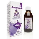 "Jarabe infantil ""A descansar"" Soria Natural, 150 ml"