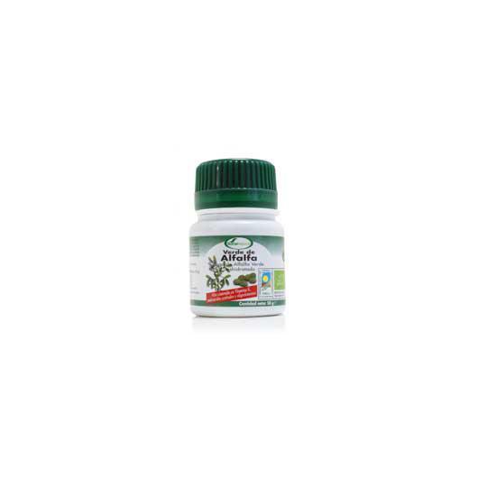 Verde de Alfalfa Soria Natural, 100 comprimidos