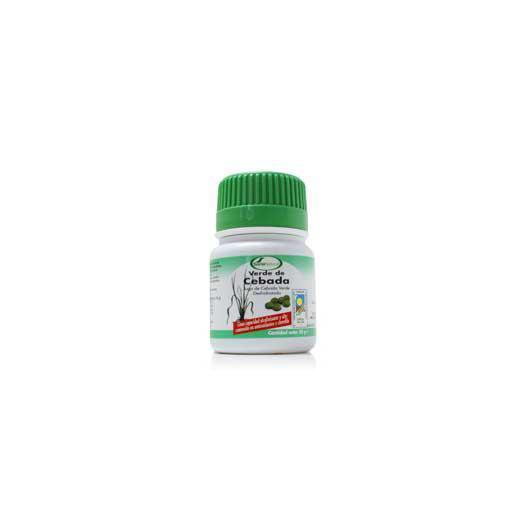 Verde de Cebada Soria Natural, 100 comprimidos