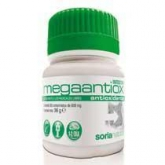 Intestin Megaantiox Soria Natural, 60 comprimidos