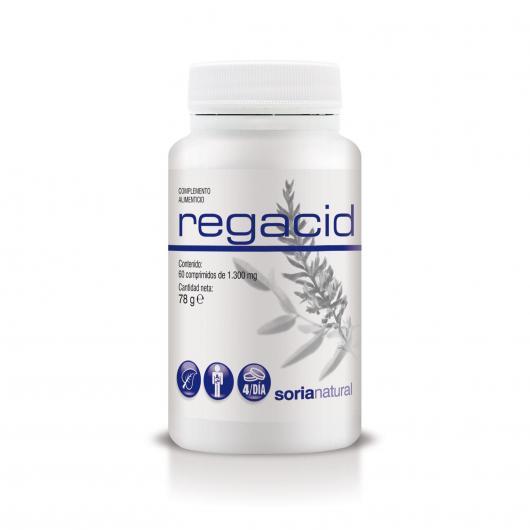 Regacid Soria Natural, 60 compresse