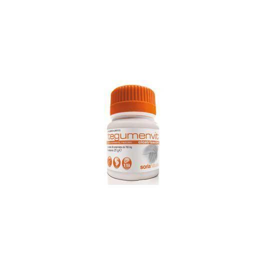 Tegumenvit Soria Natural, 30 comprimidos