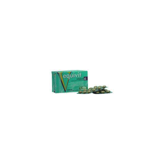 Vitasor 6 Equivit Soria Natural, 60 comprimés