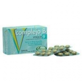 Vitasor 9 Complexe vitamines B Soria Natural, 60 comprimés