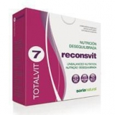 Totalvit 7 Reconsvit Soria Natural, 28 compresse
