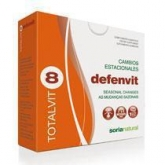 Totalvit 8 Defenvit Soria Natural, 28 compresse