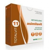 Totalvit 11 Asimilavit Soria Natural, 28 compresse