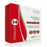 Totalvit 14 Rendivit Soria Natural, 28 comprimés