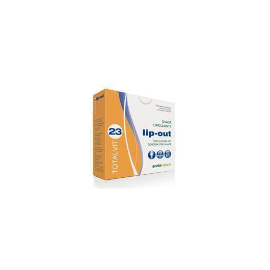 Totalvit 23 Lip-Out Soria Natural, 28 comprimidos