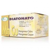 Diatonato 2 Mn-Cu Soria Natural, 12 ampoules