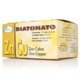 Diatonato 5-1 Zc-Cu Soria Natural, 12 ampolas
