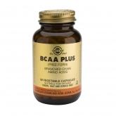 BCAA Plus Solgar, 50 gélules végétales
