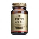 Rutina 500 mg Solgar, 50 comprimidos