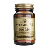 Vitamina B1 100 mg (Tiamina) Solgar, 100 compresse