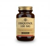 Ubiquinol 100 mg Solgar, 50 gélules souples