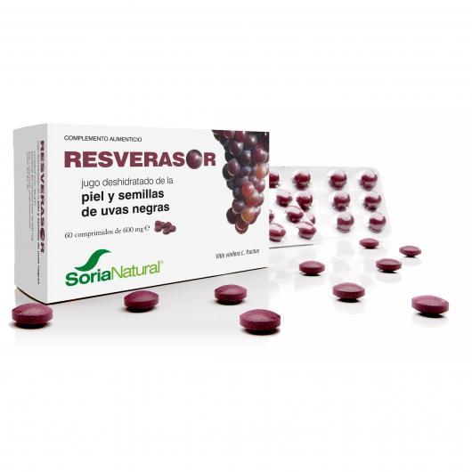 Resverasor Soria Natural, 60 compresse