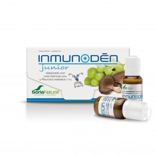 Inmunoden Junior Soria Natural, 10 ampoules