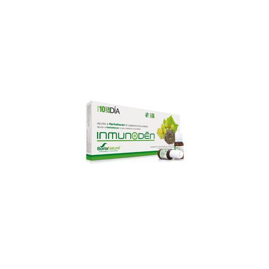Inmunoden Senior Soria Natural, 10 ampoules