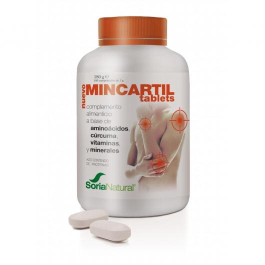 Mincartil renforcé Soria Natural, 180 comprimés