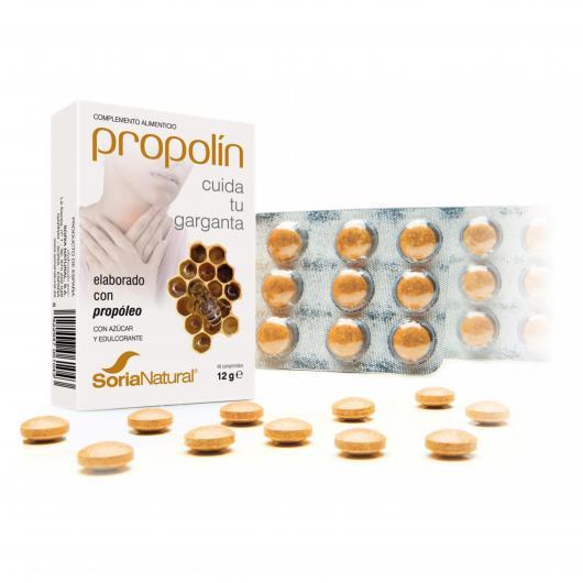 Propolin Soria Natural, 48 comprimés
