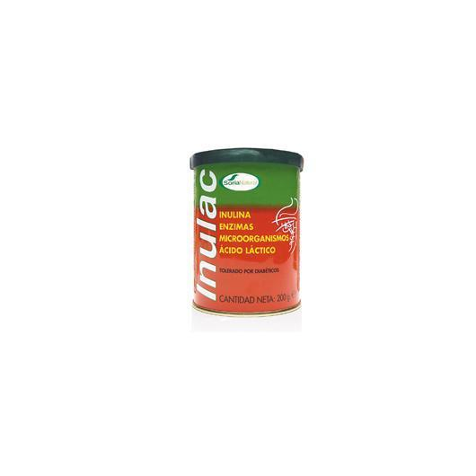 Inulac Soria Natural, bote 200 gr