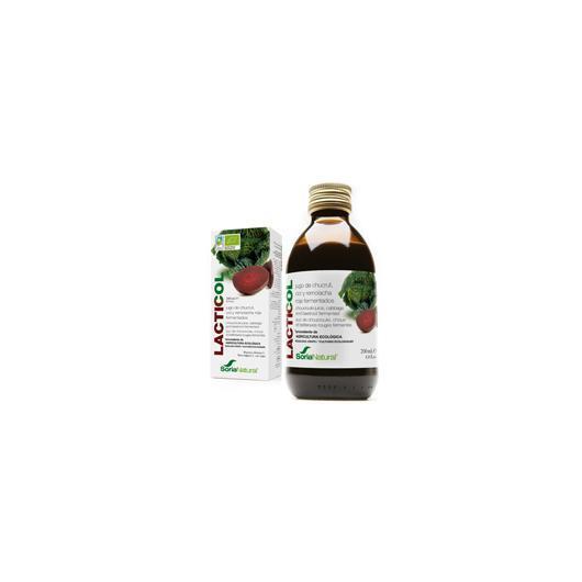 Lacticol Soria Natural, 200 ml