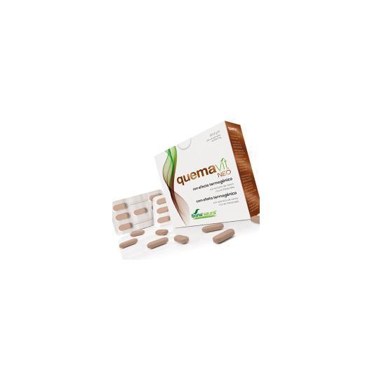Quemavit Neo Soria Natural, 24 comprimés