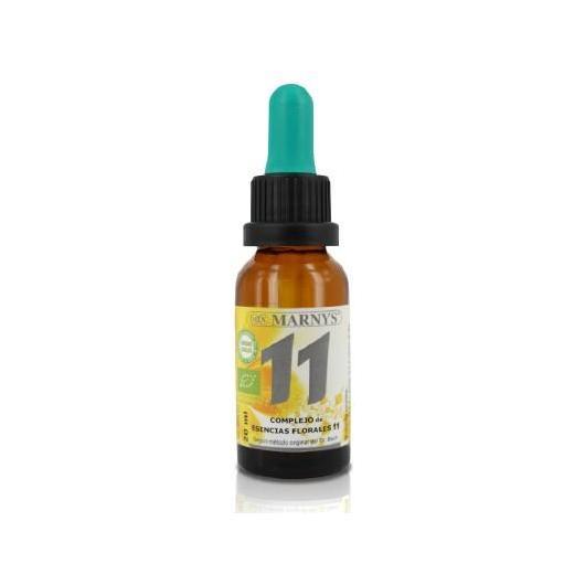 Complexe floral bio Formule 11 Préparation Marnys, 20 ml
