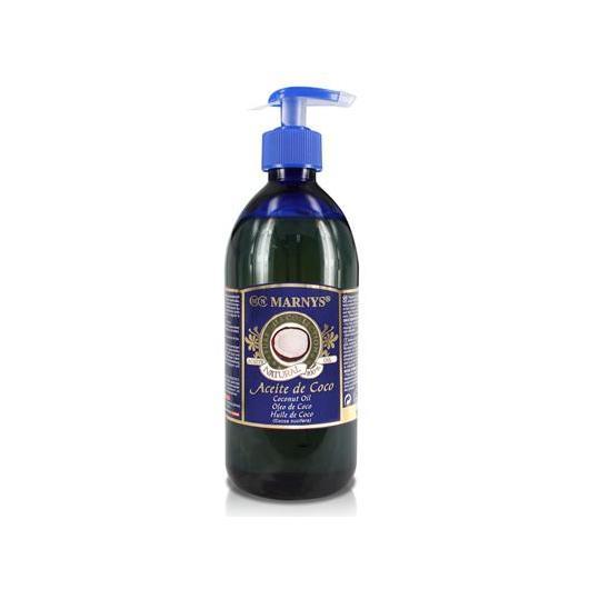 Aceite Puro de Coco Marnys, 500 ml