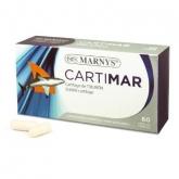 Cartimar (Cartílago de Tiburón) Marnys, 60 X 500 mg