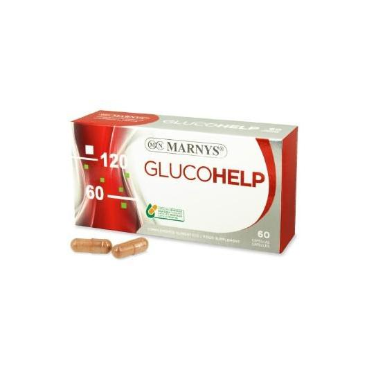 Glucohelp Marnys, 60 Cápsulas