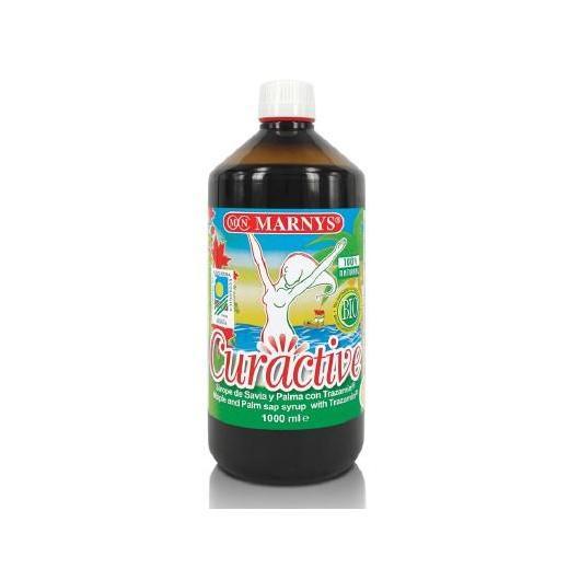 Curactive Sciroppo di Savia e Palma Bio Marnys, 1000 ml