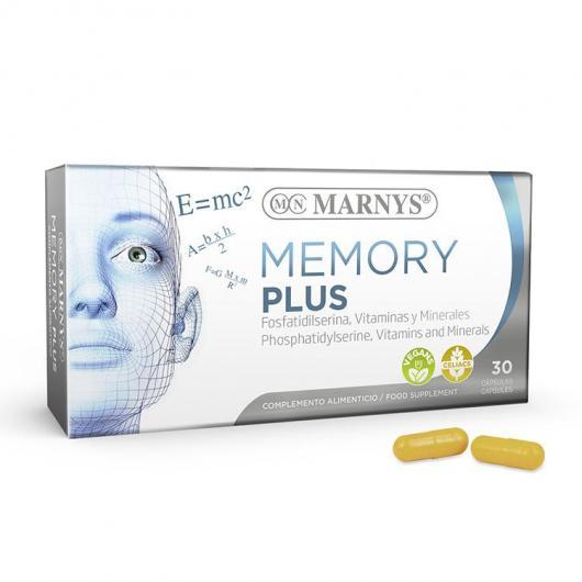 Memory Plus Capsule Marnys, 30 capsule