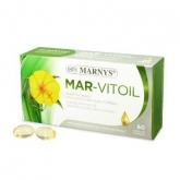 Huile d'onagre Mar-Vitoil Marnys, 60 x 500 mg