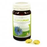 Cminmar Huile de cumin noir 500 mg Marnys, 150 gélules