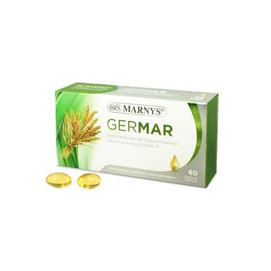 Germar 500 mg Marnys, 60 cápsulas