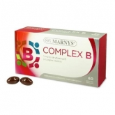 Complex B 505 mg Marnys, 60 capsule