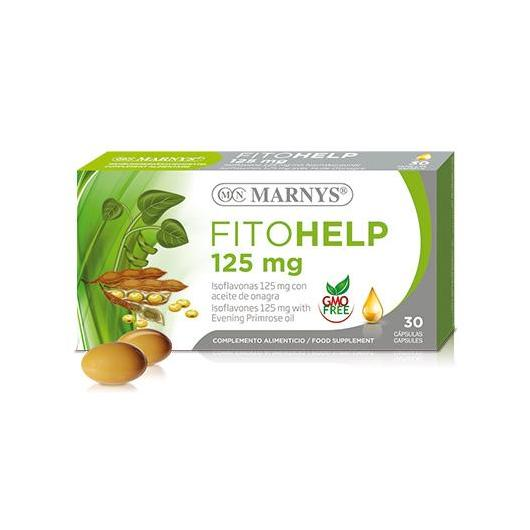 Fitohelp isoflavones 125 Marnys, 30 gélules x 950 mg