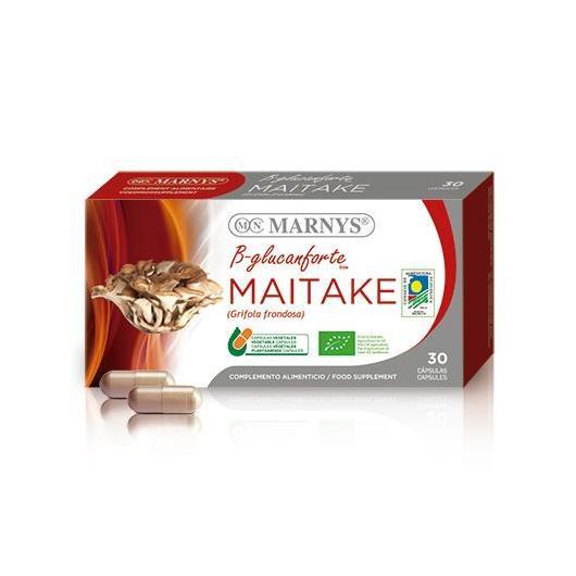 Maitake bio Ligne B-glucanforte Marnys, 30 gélules
