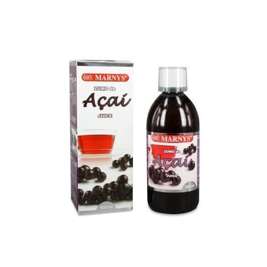Succo di Acai Zumo de Açai Marnys, 500 ml