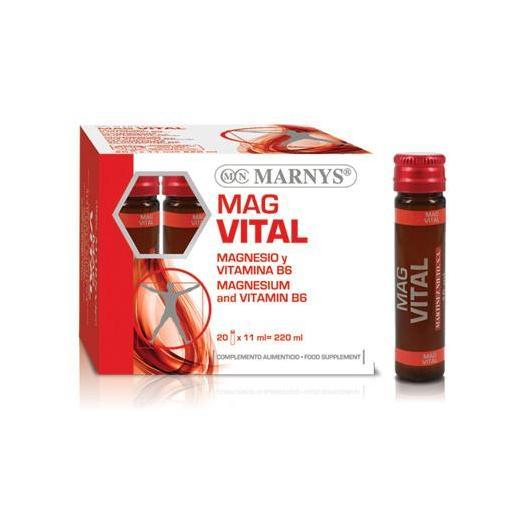 Mag Vital 11 ml Marnys, 20 viales