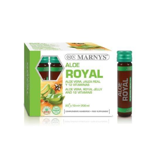 Aloe Royal 10 ml Marnys, 20 fiale