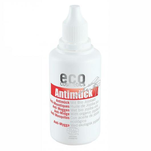 Protecteur solaire SPF 30 anti-moustiques EcoCosmetics, 100 ml