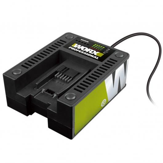 Cargador de baterías Worx WA3842