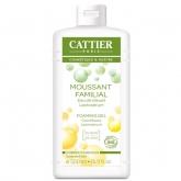 Gel e shampoo schiumoso familiare Cattier, 500ml